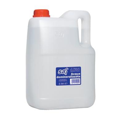 Acqua demineralizzata SAI 5 L