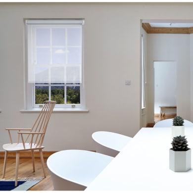 Tenda a rullo filtrante Errebi bianco 45 x 250 cm