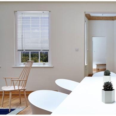 Tenda a rullo oscurante Errebi bianco 90 x 250 cm