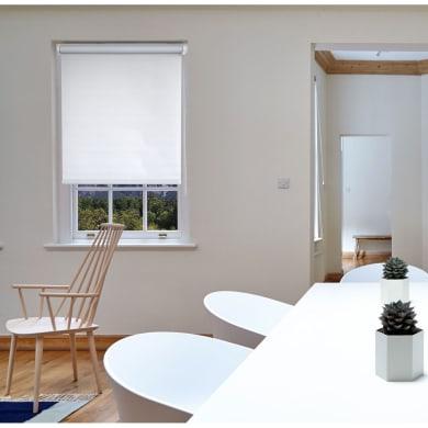 Tenda a rullo oscurante Errebi bianco 45 x 250 cm