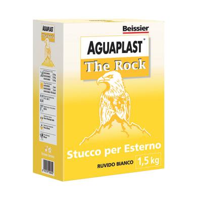 Stucco in polvere AGUAPLAST SR5 1.5 kg bianco