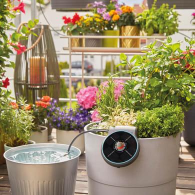Controller di irrigazione solare GARDENA 1 via