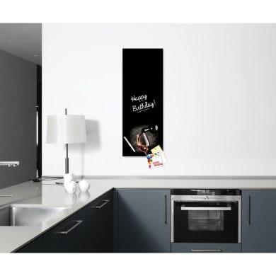 Lavagna Celebratory nero 30x80 cm