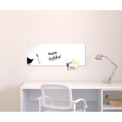 Lavagna Sneaky Cat nero 80x30 cm