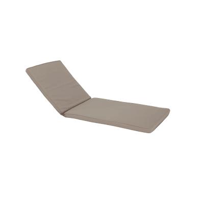 Cuscino per lettino tortora 190x65 cm