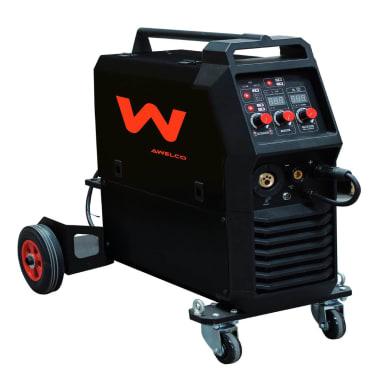 Saldatrice inverter AWELCO MIG 350 mma, mig-mag, mog 250 A 7000 W