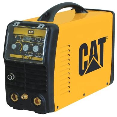 Saldatrice inverter DZ 251 ST mma, tig 200 A 7000 W