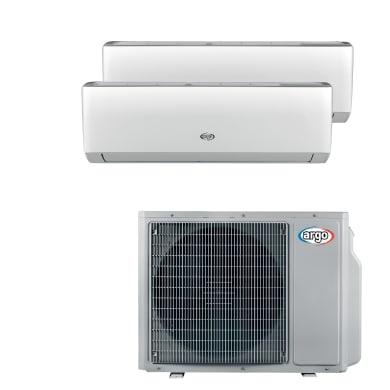 Climatizzatore dualsplit ARGO X3 Eco Plus 12000 BTU classe A++