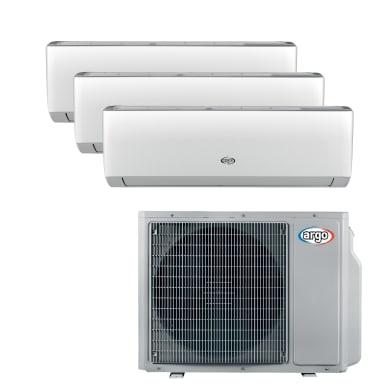 Climatizzatore trialsplit ARGO X3 Eco Plus 12000 BTU classe A++