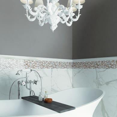 Mosaico H 30 x L 30 cm beige