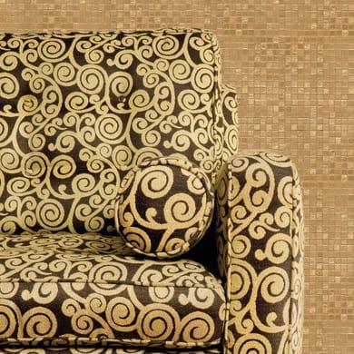 Mosaico H 30 x L 30 cm oro