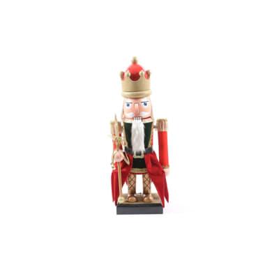 Schiaccianoci rosso H 85 cm