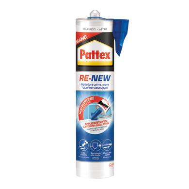 Silicone PATTEX Bagno Sano Re-New Bianco bianco 280 ml