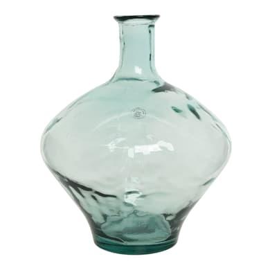 Vaso in vetro colore Trasparente H 46 cm, Ø 37 cm