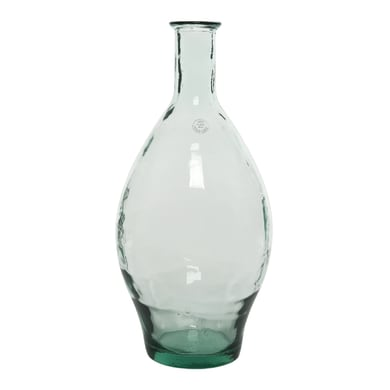 Vaso Vaso in vetro colore trasparente H 60 cm, Ø 28 cm