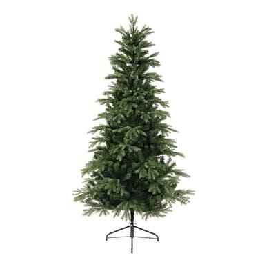 Albero di natale artificiale Albero verde H 180 cm,