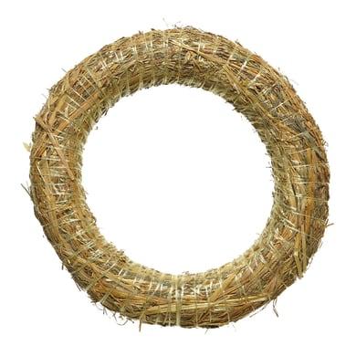 Corona di natale marrone Ø 25 cm