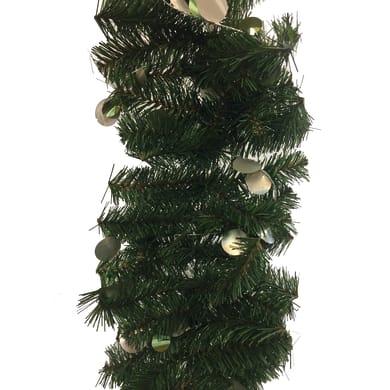 Ghirlanda natalizia verde