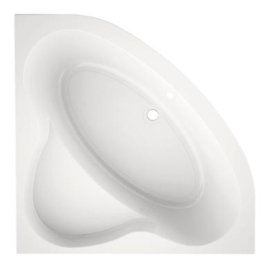 Vasca e telaio 140 x 140 cm bianco SANYCCES
