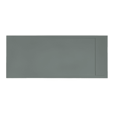 Piatto doccia gelcoat Neo 70 x 140 cm antracite