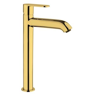 Rubinetto per lavabo Serena oro lucido JACUZZI RUBINETTERIA