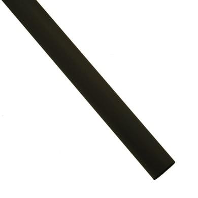 Bastone per tenda STELVIO in acciaio Ø16mm nero opaco 160 cm