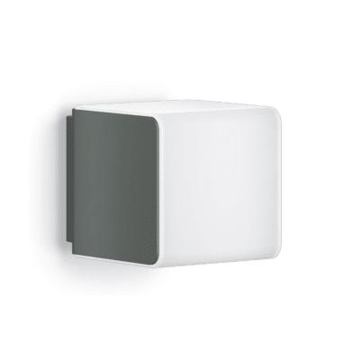 Applique L 830 LED integrato con sensore di movimento, antracite, 9.5W 502LM IP44 STEINEL