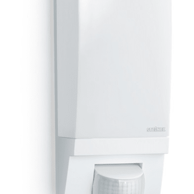 Applique L1 con sensore di movimento, in plastica, bianco, E27 MAX60W IP44 STEINEL