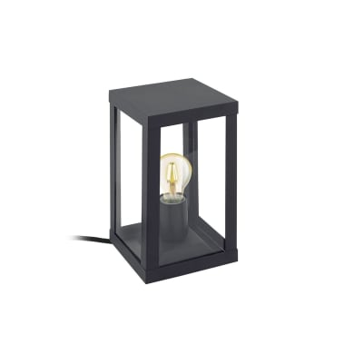 Lampada da esterno Alamonte H27.5cm, in metallo, E27 MAX60W IP44 EGLO
