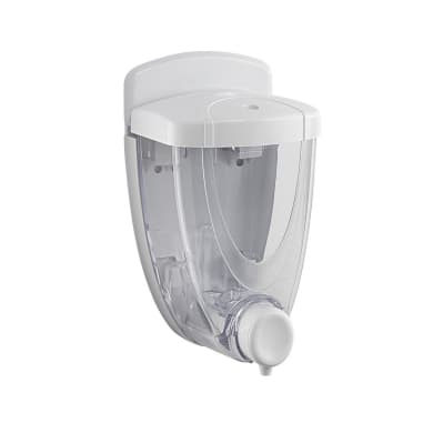Dispenser sapone Torpedo bianco