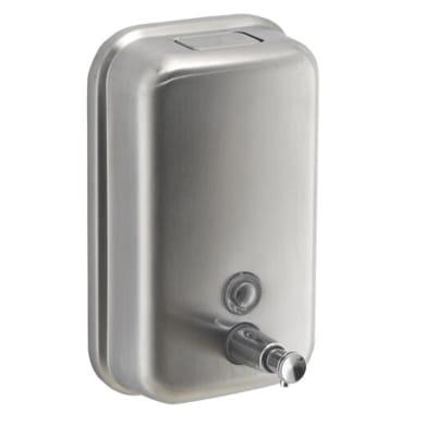 Dispenser sapone Whale argento