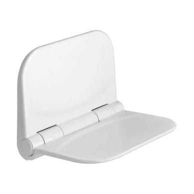 Sedile per doccia Dino in resina bianco Gedy