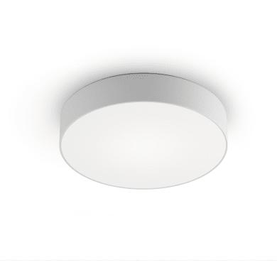 Plafoniera Lia LED integrato bianco, in vetro, 3  luci
