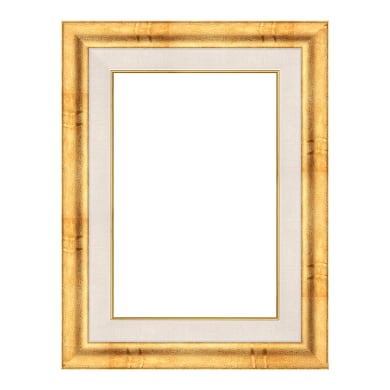 Cornice Tamara oro per foto da 70x100 cm