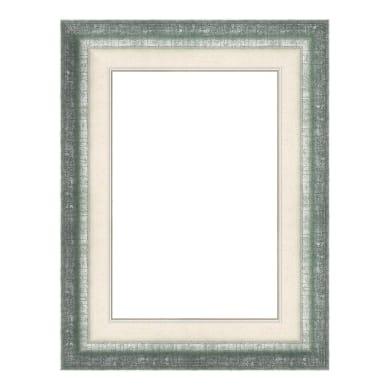 Cornice Tamara verde per foto da 18x24 cm