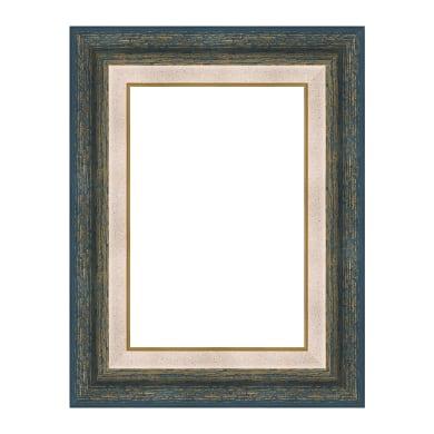 Cornice Mark azzurro per foto da 70x100 cm