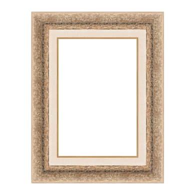 Cornice Mark oro per foto da 70x100 cm