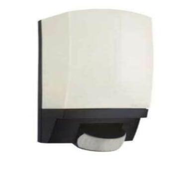 Applique L1 con sensore di movimento, in plastica, nero, E27 MAX60W IP44 STEINEL