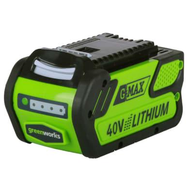 Batteria GREENWORKS in litio (li-ion) 40 V 4 Ah