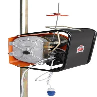 Paranco elettrico Monotiro portata max 200 kg cavo da 60 m
