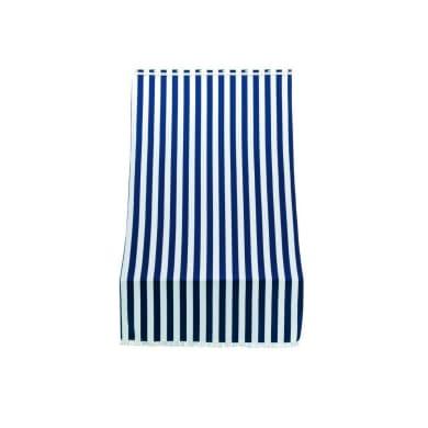 Telo per tenda da esterno blu 140 x 300 cm