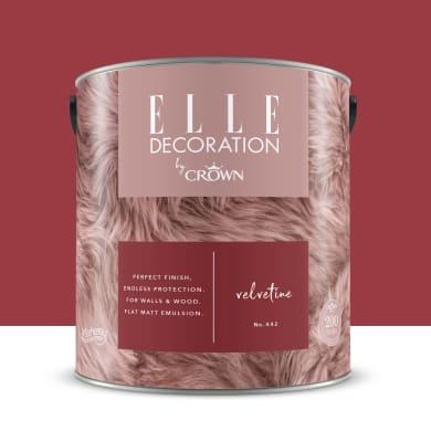 Pittura murale ELLE DECORATION 2.5 L velvetine no.442