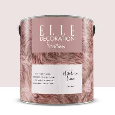 Pittura murale ELLE DECORATION 2.5 L stitch in time no.402