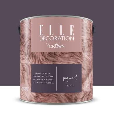 Pittura murale ELLE DECORATION 2.5 L pigment no.472