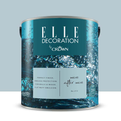Pittura murale ELLE DECORATION 2.5 L wave after wave no.212