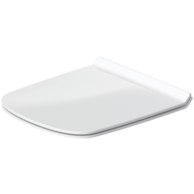 Copriwater rettangolare Universale Durastyle DURAVIT duroplast bianco