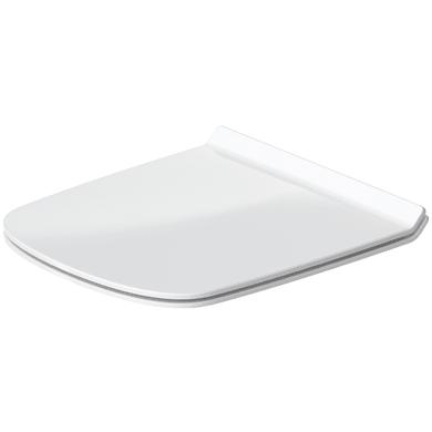 Copriwater rettangolare Originale per serie sanitari Durastyle DURAVIT duroplast bianco
