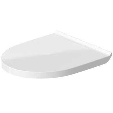 Copriwater tondo Originale per serie sanitari Architec DURAVIT duroplast bianco