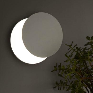 Applique design Eclipse LED integrato , in metallo,  D. 30 cm INSPIRE