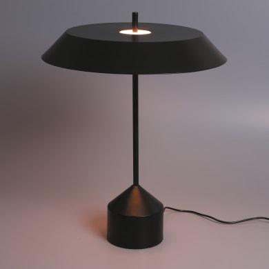 Lampada da scrivania Design Gina nero, in metallo, INSPIRE
